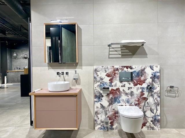 Květinová koupelna Mars Karlín