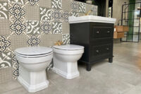 Retro koupelna maro karlín